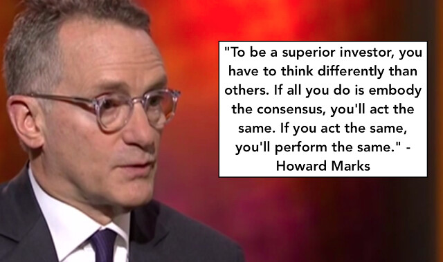 Image result for Howard Marks Quotes