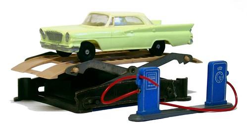 Siku Chrysler Windsor1961