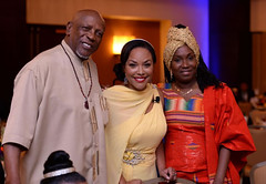 "Princess-Ocansey-with-Lou-Gossett-Jr.-and-Lynn-Whitfield • <a style=""font-size:0.8em;"" href=""http://www.flickr.com/photos/95310279@N08/15299383832/"" target=""_blank"">View on Flickr</a>"