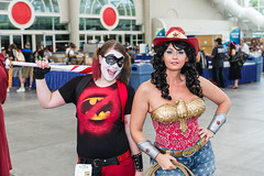 "Harley and Wonder woman SDCC 2014 • <a style=""font-size:0.8em;"" href=""http://www.flickr.com/photos/33121778@N02/14797848092/"" target=""_blank"">View on Flickr</a>"