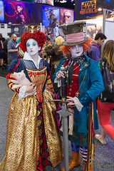 "Mad Hatter SDCC 2014 • <a style=""font-size:0.8em;"" href=""http://www.flickr.com/photos/33121778@N02/14775236986/"" target=""_blank"">View on Flickr</a>"