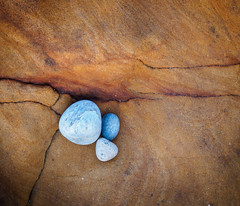 """Sandstone and Pebbles, Cummingston • <a style=""""font-size:0.8em;"""" href=""""http://www.flickr.com/photos/26440756@N06/15248616516/"""" target=""""_blank"""">View on Flickr</a>"""