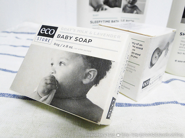 DSC紐西蘭ecostore 寶寶沐浴05795