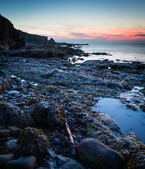 """Evening glow at Cummingston • <a style=""""font-size:0.8em;"""" href=""""http://www.flickr.com/photos/26440756@N06/15085035048/"""" target=""""_blank"""">View on Flickr</a>"""