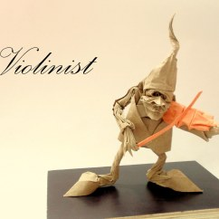 Eric Joisel Origami Mermaid Diagram Vw T5 Wiring The World 39s Best Photos Of And Violinist Flickr