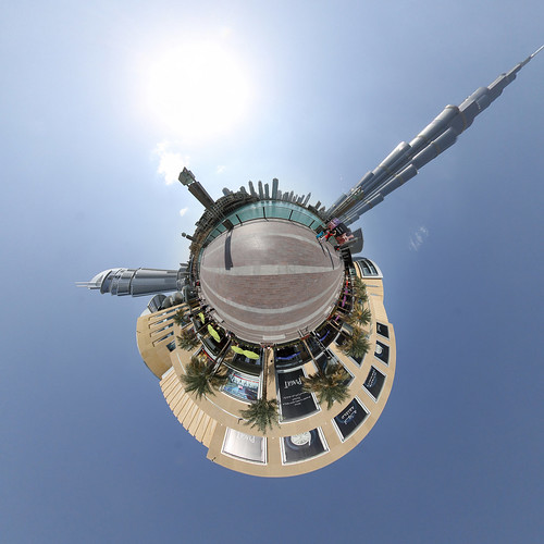 Dubai Mall - Little Planet