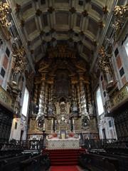 The Porto Cathedral (Portuguese Sé do Porto) Main Altar