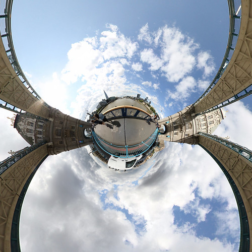 Tower Bridge - Little Planet