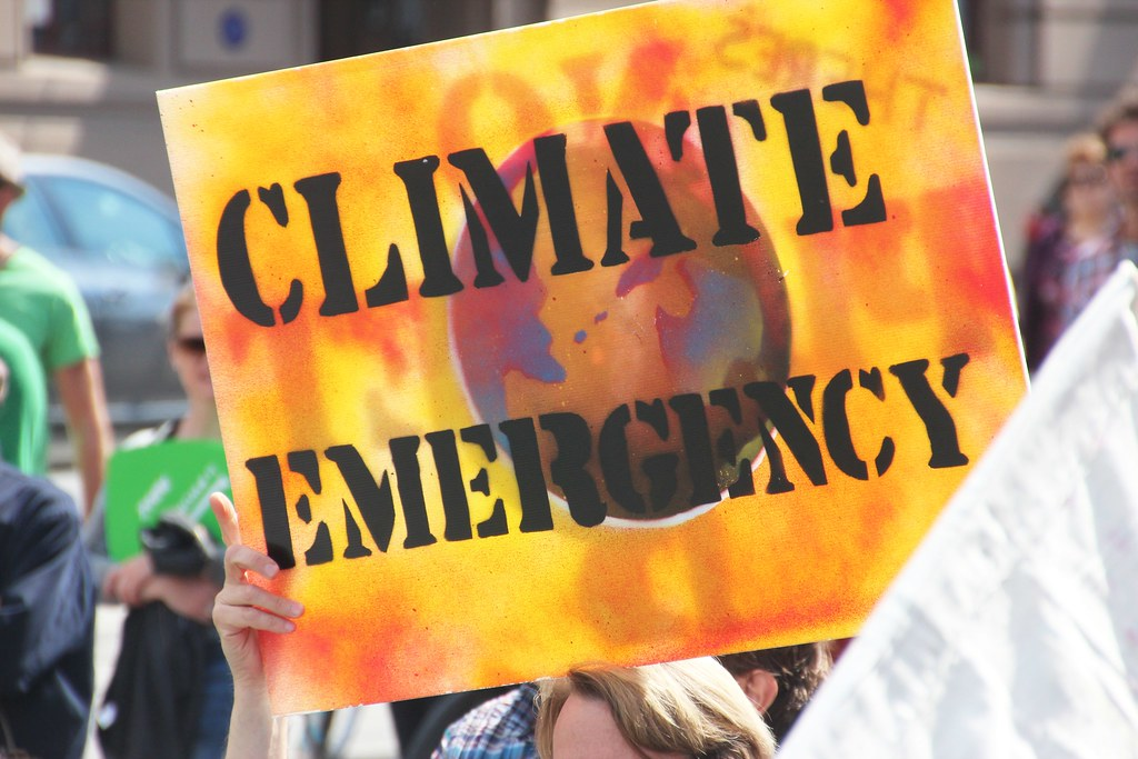 Climate Emergency - PeoplesClimate-Melb- by John Englart (Takver), on Flickr