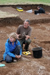 """West Kennet dig, 2014 • <a style=""""font-size:0.8em;"""" href=""""http://www.flickr.com/photos/96019796@N00/14891239973/"""" target=""""_blank"""">View on Flickr</a>"""