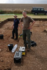 """West Kennet dig, 2014 • <a style=""""font-size:0.8em;"""" href=""""http://www.flickr.com/photos/96019796@N00/14684857737/"""" target=""""_blank"""">View on Flickr</a>"""