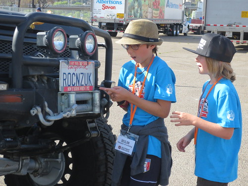 Touch A Truck 2014 San Diego