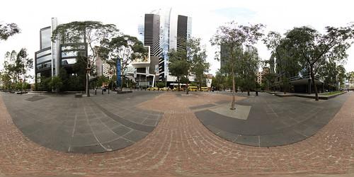 Eureka Tower Melbourne - Panorama