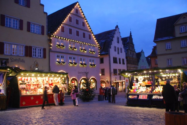 Christmas Market on Main Square in Rothe by www.traveljunction.com, on Flickr
