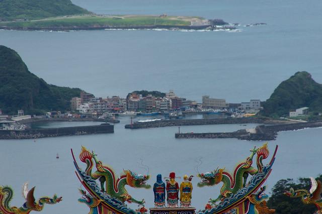 観海亭からの眺望