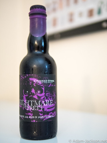 Crooked Stave Nightmare on Brett (Port)