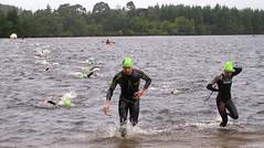 010TritheLoughAugust2nd2014Swim
