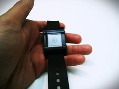 Climbing app for pebble smartwatch