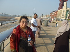 Visit to Blackpool 2014