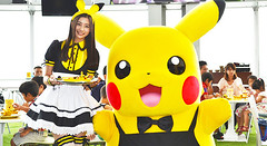 """Pikachu Maid 1 • <a style=""""font-size:0.8em;"""" href=""""http://www.flickr.com/photos/66379360@N02/15135002791/"""" target=""""_blank"""">View on Flickr</a>"""