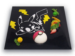 """Dessert plate - ¥880 • <a style=""""font-size:0.8em;"""" href=""""http://www.flickr.com/photos/66379360@N02/15137985235/"""" target=""""_blank"""">View on Flickr</a>"""