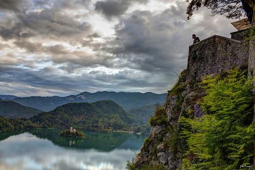 Lake Bled (HDR)