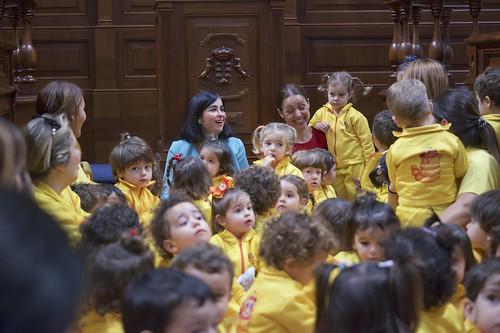 Visita del Centro Infantil Gusyluz -S/C de Tenerife