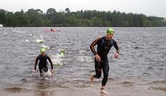 008TritheLoughAugust2nd2014Swim