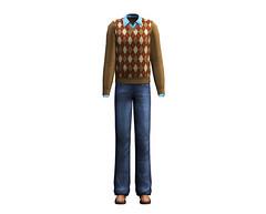Les Sims 2 Cuisine et Salle de bain