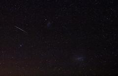 Aquarids Meteor