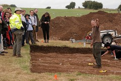 "West Kennet dig, 2014 • <a style=""font-size:0.8em;"" href=""http://www.flickr.com/photos/96019796@N00/14684847787/"" target=""_blank"">View on Flickr</a>"
