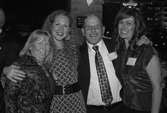 Jean Giorgio, Bronwyn Dannenfelser, Laurel and Frank Oldham (Photo by Jen Bonin)