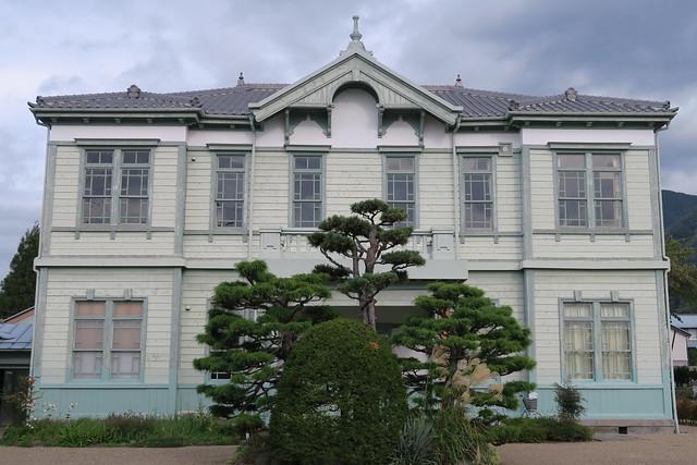 旧上高井郡役所