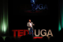 Michael Thomas @ TEDxUGA 2017: Spectrum