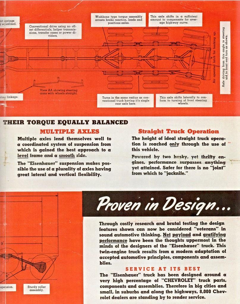 medium resolution of 1946 eisenhauer twin engine freighter aldenjewell tags 1946 eisenhauer twin engine freighter truck