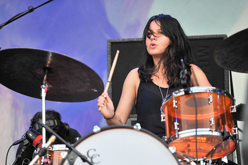 Warpaint at Latitude Festival 2015