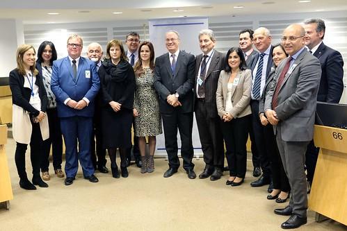 Comité Permanente de la CALRE (6/4/2017)
