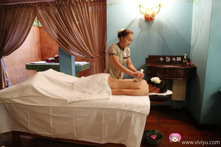 Oasis Spa,Sukhumvit,曼谷,曼谷spa,曼谷按摩,泰國旅遊,芳香熱精油按摩 @VIVIYU小世界