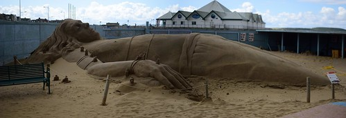 """Sand Sculpture Festival 2014 • <a style=""""font-size:0.8em;"""" href=""""http://www.flickr.com/photos/96019796@N00/15448738451/"""" target=""""_blank"""">View on Flickr</a>"""