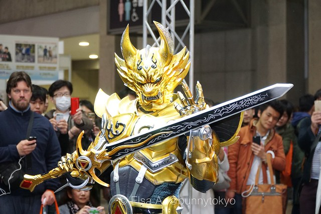 Cosplay At Anime Japan 2017