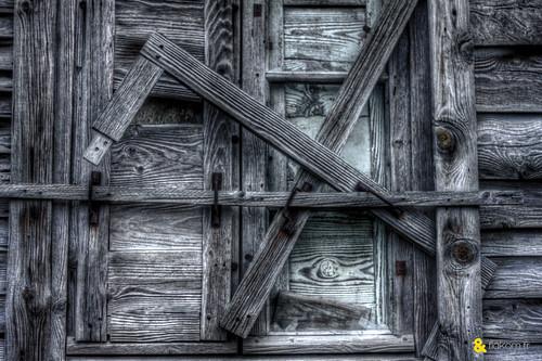 Croix de bois...
