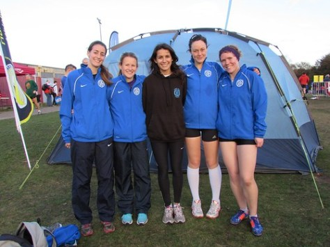 "National XC Relay 2014 TVH Womens Team • <a style=""font-size:0.8em;"" href=""http://www.flickr.com/photos/128044452@N06/15695187635/"" target=""_blank"">View on Flickr</a>"