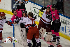 "2017-02-10 Rush vs Americans (Pink at the Rink) • <a style=""font-size:0.8em;"" href=""http://www.flickr.com/photos/96732710@N06/32028988433/"" target=""_blank"">View on Flickr</a>"
