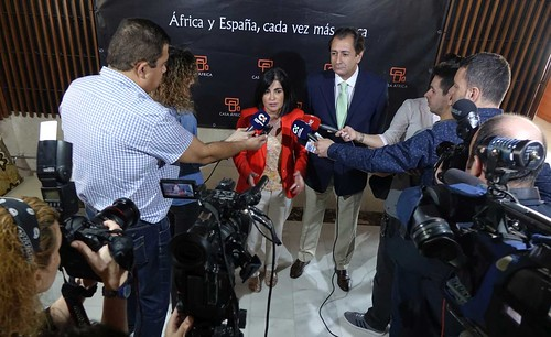 Reunión de Trabajo en Casa África (10-3-2017)