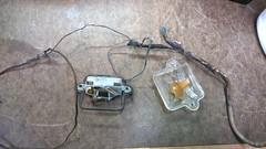 License Plate Light Repair
