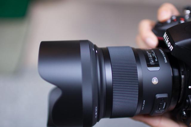 50mm f1.4