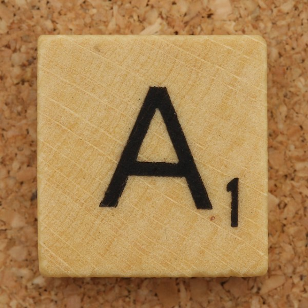 Wood Scrabble Tile A Flickr Photo Sharing!