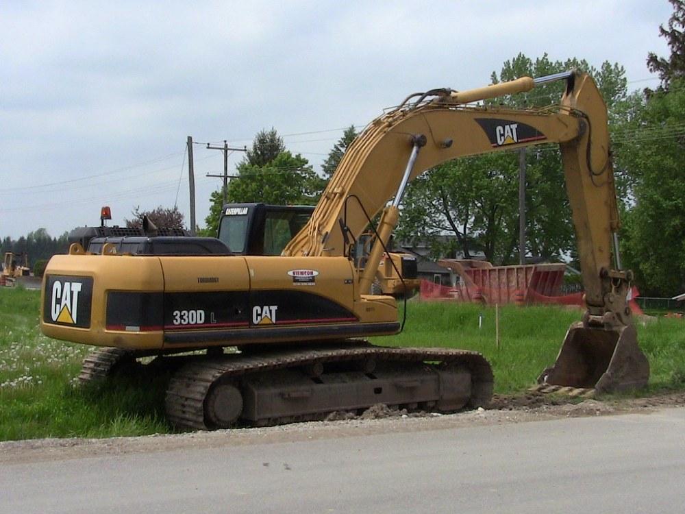 medium resolution of  constructionmachines110 a cat 330d excavator by constructionmachines110