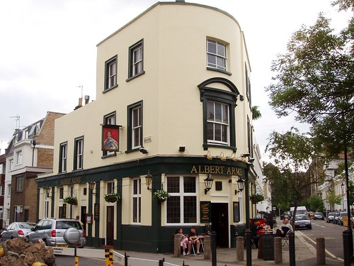 The Albert Arms. Photo by Ewan-M