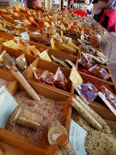 Spice Stall - France